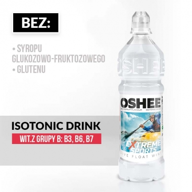 OSHEE Isotonic Drink Grapefruit, 750 ml
